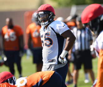 Five Broncos to watch in Saturday's preseason opener