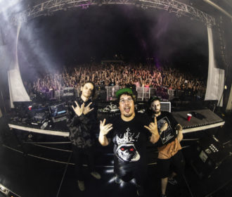 """Zeds Dead and Snails Link Up For """"Magnets"""" ft. Akylla – Sluggtopia Red Rocks October 5th"""