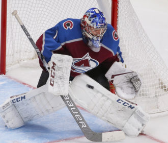 Semyon Varlamov will start at goalie for the Avalanche vs. Wild — the rest of the lineup? Not even Jared Bednar is sure