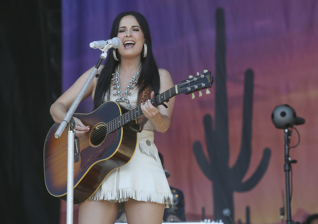 Kacey Musgraves Announces Red Rocks Concert