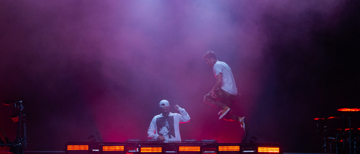 "The Chainsmokers Reveal ""World War Joy Tour,"" coming to Pepsi Center"