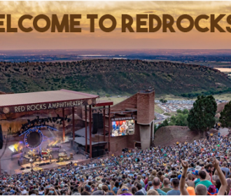 All Of The 2020 Red Rocks Shows Announced so far with more coming soon
